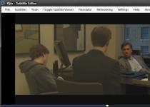 Kijio Subtitle Editor